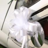 Kit de déco voiture blanc