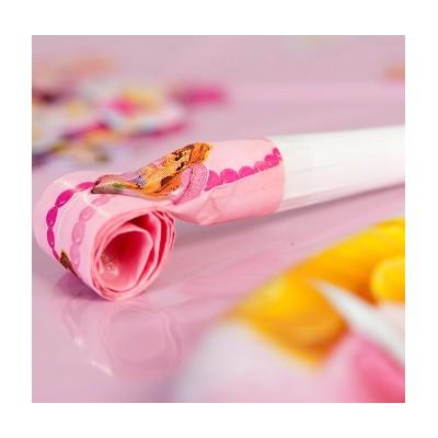 Sans-gêne PRINCESSES (x6) rose