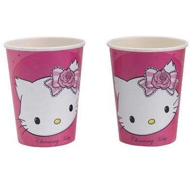 Gobelets Charmmy Kitty (x8)