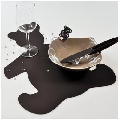 Sets oursons de couleur (x20) chocolat