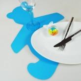 Sets oursons de couleur (x20) turquoise