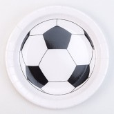 Assiettes « foot » x10