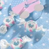 Sachet de bonbons berceaux