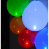 Ballons lumineux (x5)