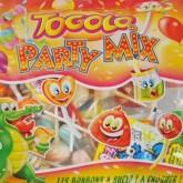 Assortiment de bonbons et sucettes 500grs