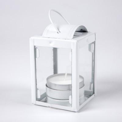 Petite lanterne blanche