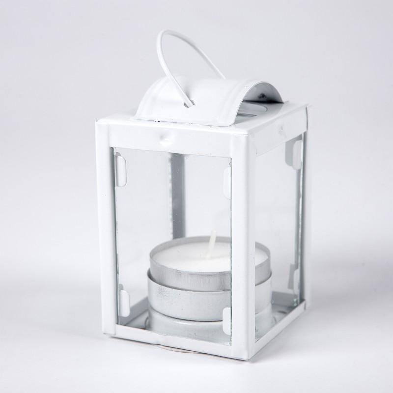 petite lanterne blanche. Black Bedroom Furniture Sets. Home Design Ideas