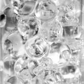 Sachet de perles d'eau transparent