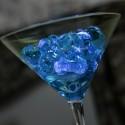 Sachet de perles d'eau turquoise