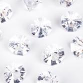 Diamants féériques transparent (x16)