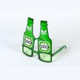 Lunettes bouteilles de bière type