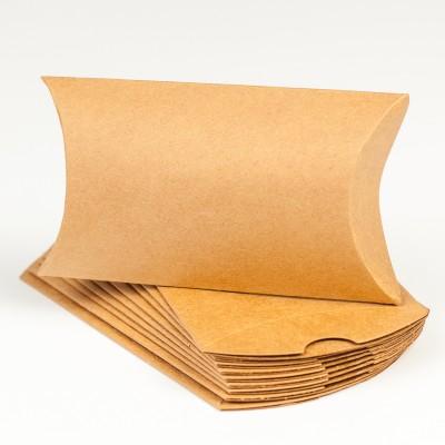 Boites cadeaux d'invité (x10) kraft