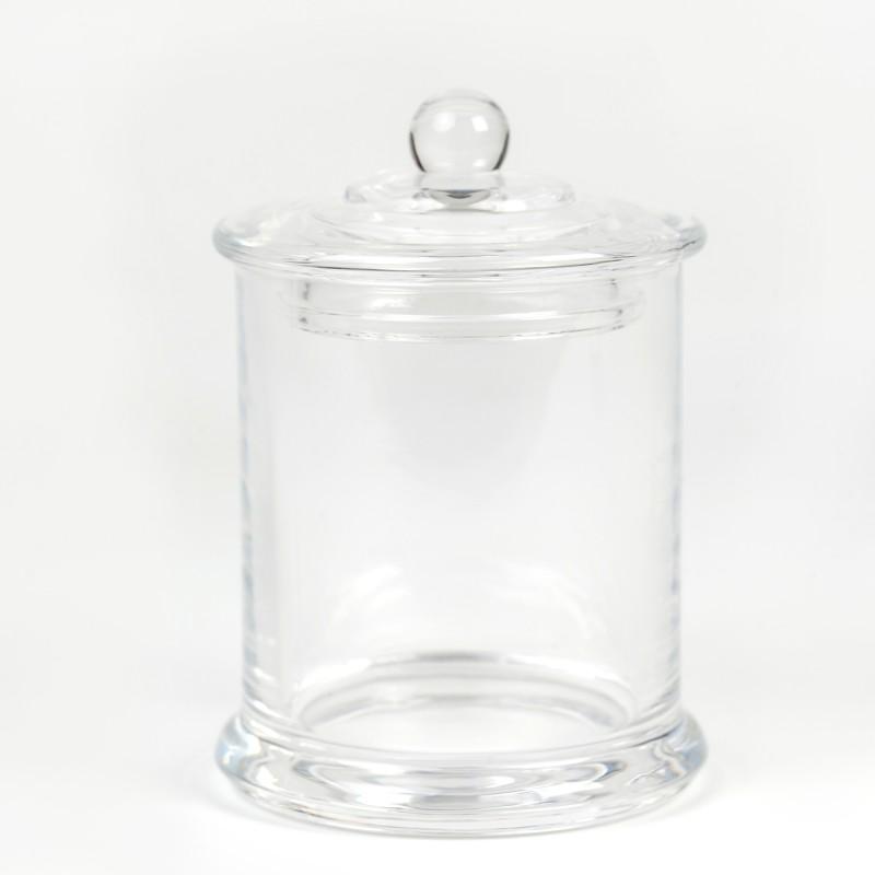grand bocal confiseur en verre. Black Bedroom Furniture Sets. Home Design Ideas