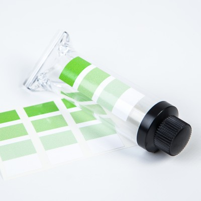 Stickers pantone ( x 4) vert