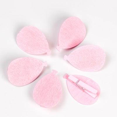 Ballon sur pince ( X 6) rose