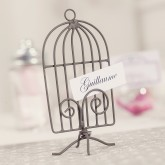 Marque place cage gris anthracite