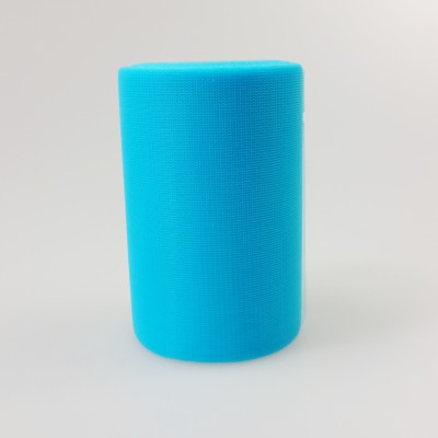 Rouleau de tulle qualité supérieure turquoise