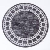 Sets de table cinéma (x10) noir/argent