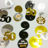 Suspensions spirales (x7) âge 50