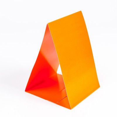 Marque table orange ( x 6 )