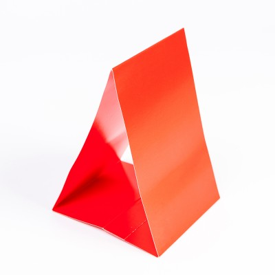 Marque table rouge ( x 6 )