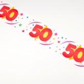 Bannière âge 50