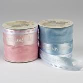 Kit rubans 3 en 1 fille ou garçon bleu ciel