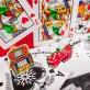 Guirlandes casino (x6)