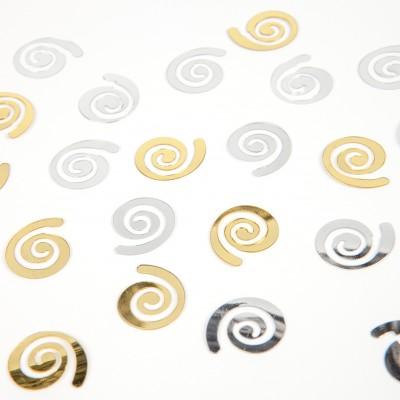 Confettis tourbillons