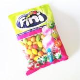 Chewing-gums tutti frutti multicolore