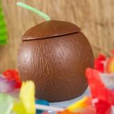 Verre à cocktails noix de coco