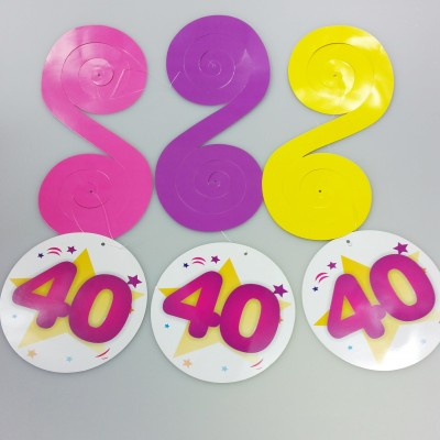Suspensions âge (x3) 40