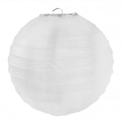 Lampions décoratifs blanc (x2)