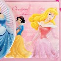 Serviettes Princesses (x16)