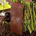 Cartons à vœux chocolat (x6)