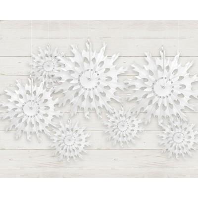 Flocon décoratif en papier