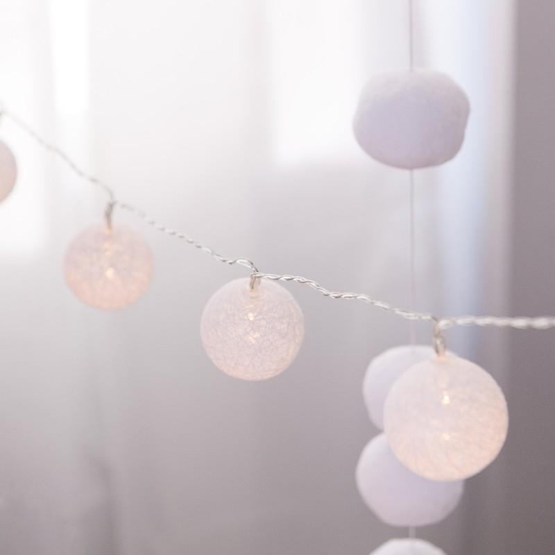 guirlande lumineuse interieur boule conceptions de. Black Bedroom Furniture Sets. Home Design Ideas