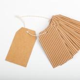Marque-place carton ondulé (x12)