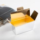 Ballotins de couleur argent (x25)
