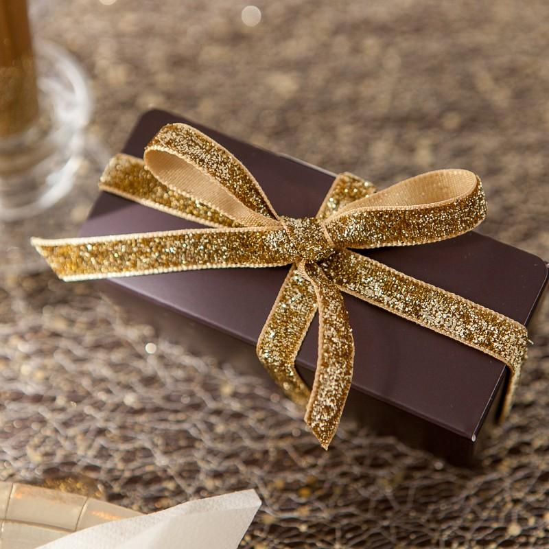 ballotins de couleur chocolat x25. Black Bedroom Furniture Sets. Home Design Ideas
