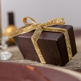 Ballotins de couleur chocolat (x25)