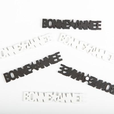 """Mots """"Bonne Année"""" adhésifs (X6)"""