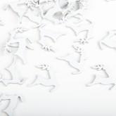 Sachet renne blanc (x24)