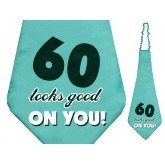 Cravate humoristique âge 60