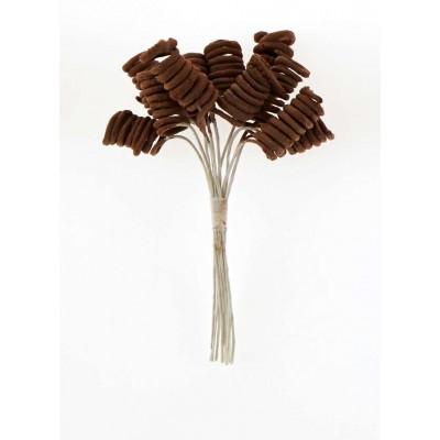 Tourbillons (x24) chocolat