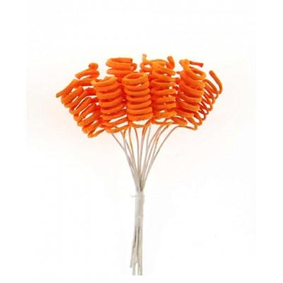 Tourbillons (x24) orange