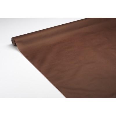 Rouleau de nappe voie sèche chocolat