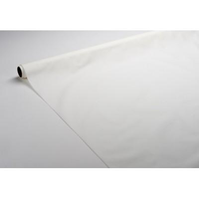 Rouleau de nappe voie sèche blanc