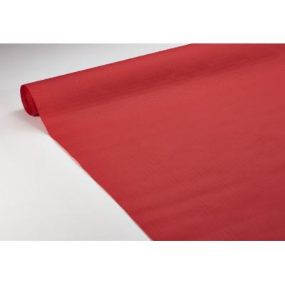 Rouleau de nappe voie sèche rouge