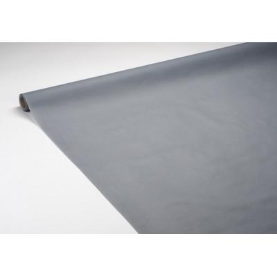Rouleau de nappe voie sèche gris anthracite